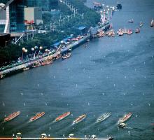 淮安运河两岸的民俗风情