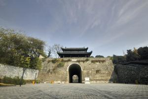 城市文脉:南京城门变迁
